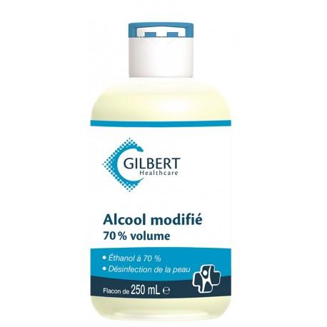 Alcool modifié 70% Laboratoires Gilbert