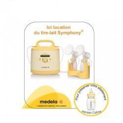 Tire lait Medela Symphony à la location sans dépassement