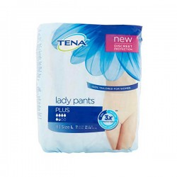 Tena Lady pants plus culotte absorbante