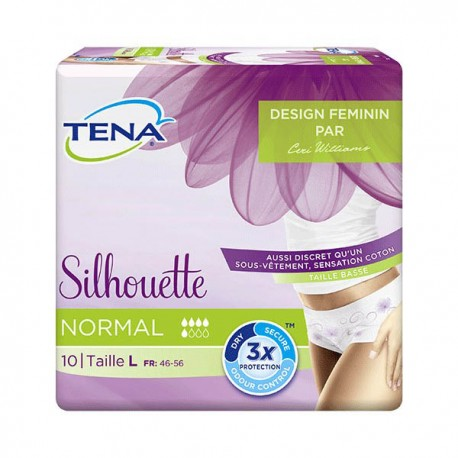 Tena Lady Silhouette normal