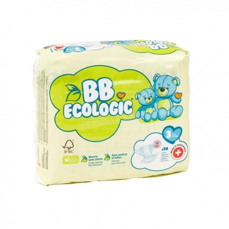 Couches écologique bébé 100% hypoallergénique