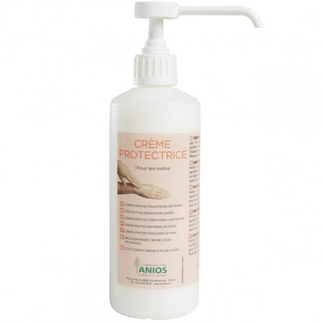 Crème protectrice Anios pour main 500ml