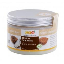 BEURRE DE KARITE BIO GFH 150ml