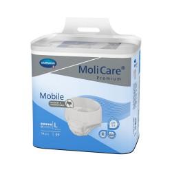 Molicare Premium Mobile 6 gouttes Slip absorbant Hartmann