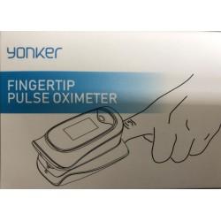 Oxymètre de pouls Yonker Fingertips