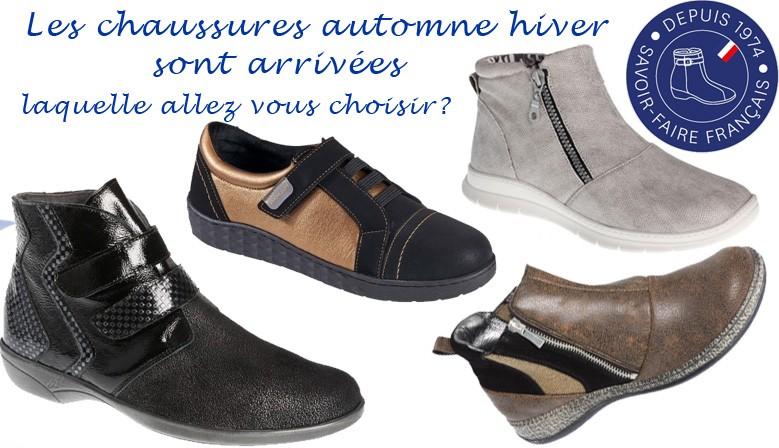 Chaussures confort Pulman FLD grande qualité fabrication française